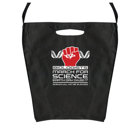 Biologists March For Science — Tote