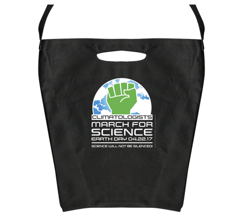 Climatologists March For Science — Tote