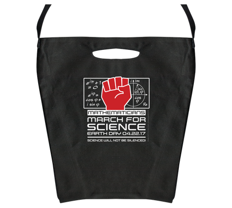 Mathematicians March For Science — Tote
