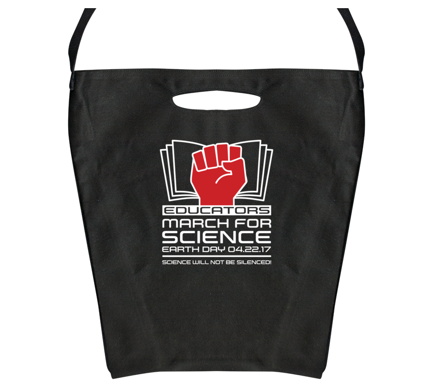 Educators March For Science — Tote