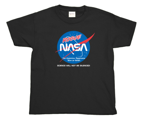 Rogue NASA. Youth T-Shirt