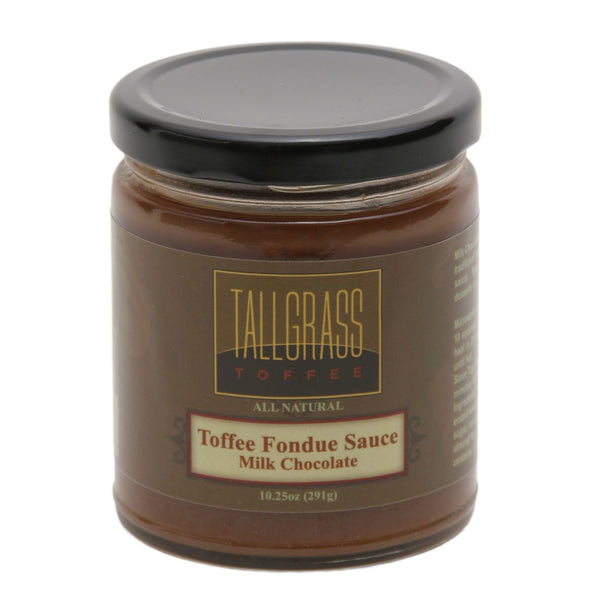 Dessert Sauce - Milk Chocolate Toffee