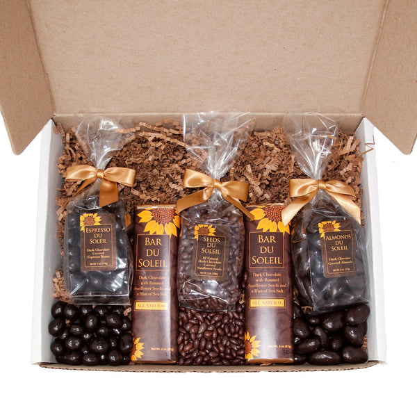 Gift Package - Soleil Dark Chocolate Box