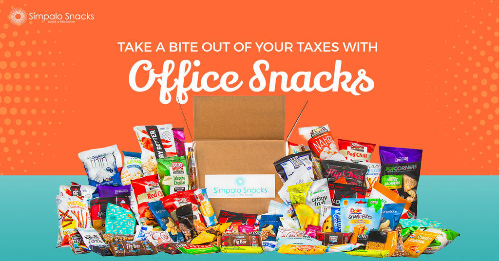 Reduce Taxes With Office Snacks