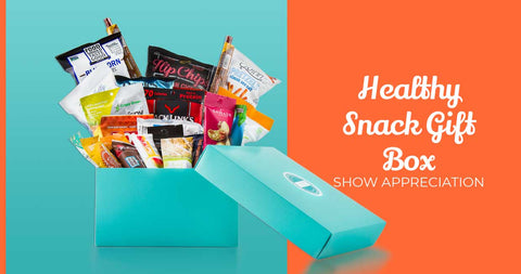 Healthy Snack Gift Boxes