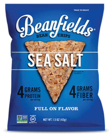 Beanfields Sea Salt Bean & Rice Chips