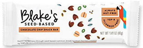 Blake's Seed-Based Chocolate Chip Snack Bar