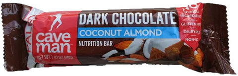 Caveman Dark Chocolate Coconut Almond