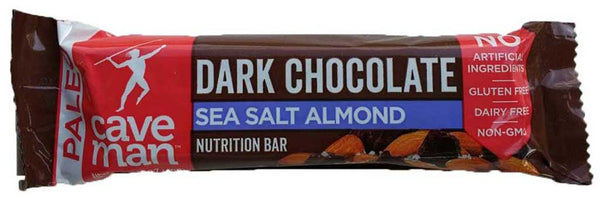 Caveman Dark Chocolate Sea Salt Almond