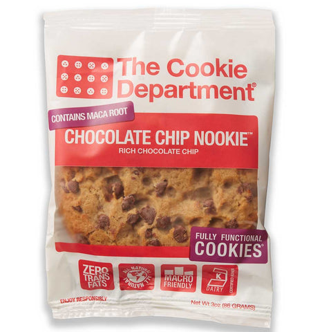 The Cookie Department Chocolate Chip Nookie Rich Chocolate Chip