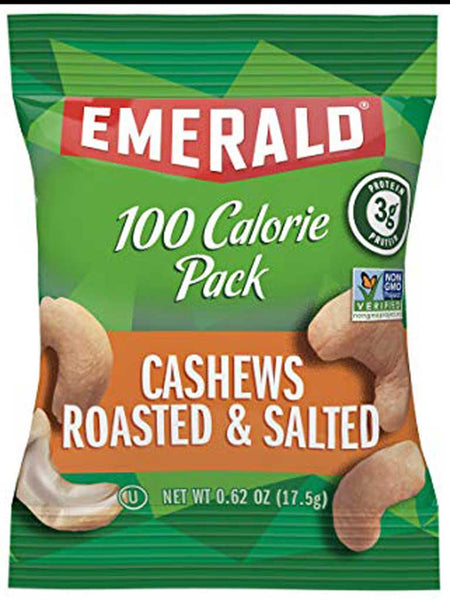 Emerald Cashews Roasted & Salted