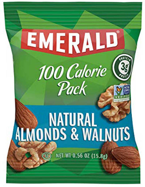 Emerald Natural Almonds & Walnuts