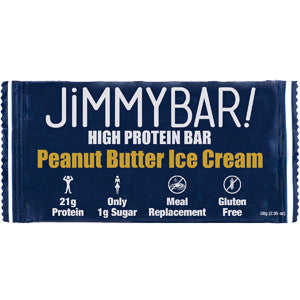 Jimmy Bar Peanut Butter Ice Cream Protein Bar