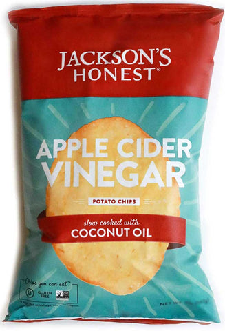 Jackson's Honest Apple Cider Vinegar Potato Chips