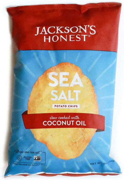 Jackson's Honest Sea Salt Potato Chips
