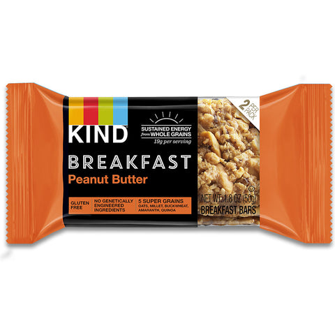KIND Breakfast Peanut Butter