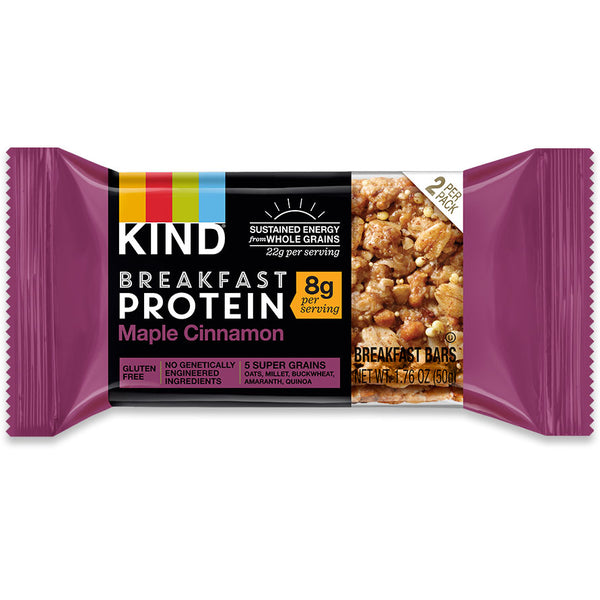KIND Breakfast Protein Maple Cinnamon Monthly Subscription