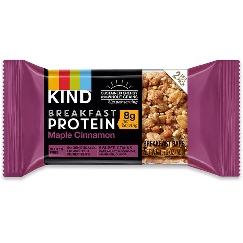 KIND Breakfast Protein Maple Cinnamon