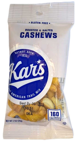 Kar's Nuts Roasted & Salted Cashews