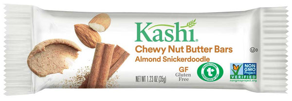 Kashi Chewy Nut Butter Bars Almond Snickerdoodle