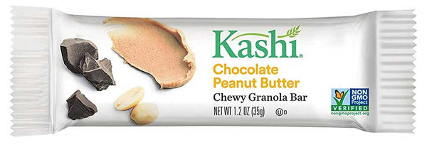 Kashi Chocolate Peanut Butter Chewy Granola Bar
