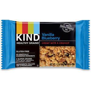 KIND Vanilla Blueberry Granola Bar