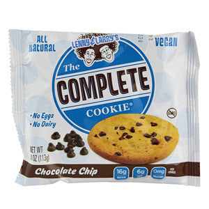 Lenny & Larry's Chocolate Chip Cookie 4oz.