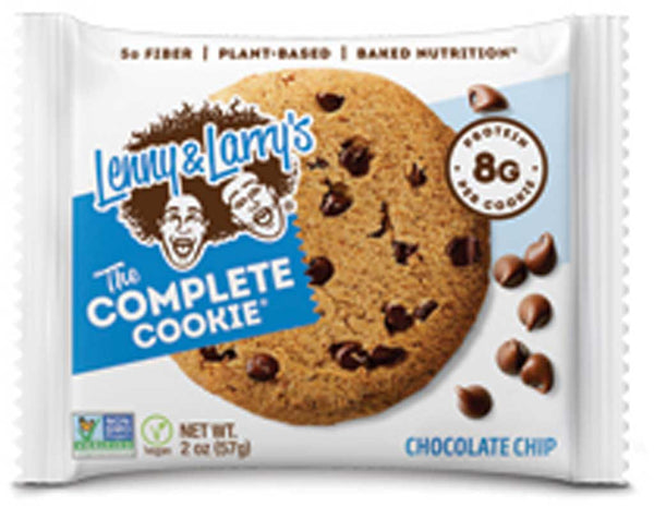 Lenny & Larry's Chocolate Chip Cookie 2oz.