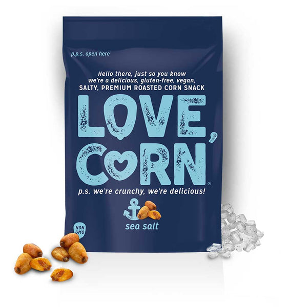 Love, Corn Sea Salt