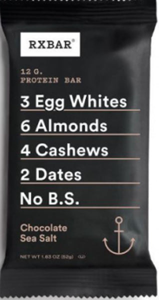 RXBar Chocolate Sea Salt