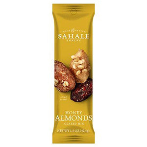 Sahale Snacks - Honey Almonds Glazed Mix