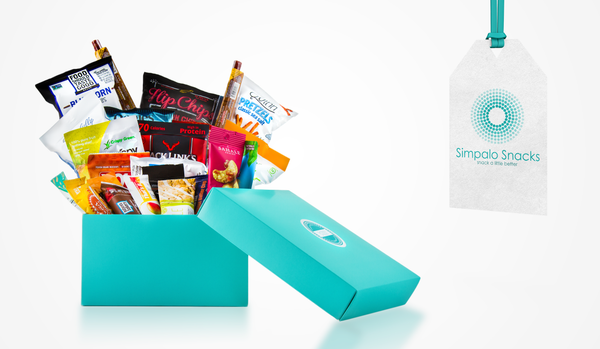 Premium Healthy Snack Gift Boxes
