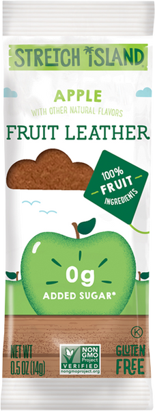 Stretch Island Apple Fruit Leather
