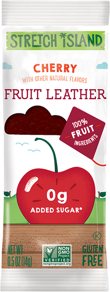 Stretch Island Cherry Fruit Leather