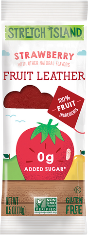 Stretch Island Strawberry Fruit Leather