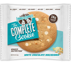Lenny & Larry's White Chocolate Macadamia Cookie