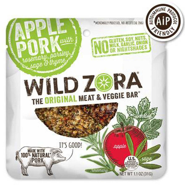 Wild Zora Apple Pork