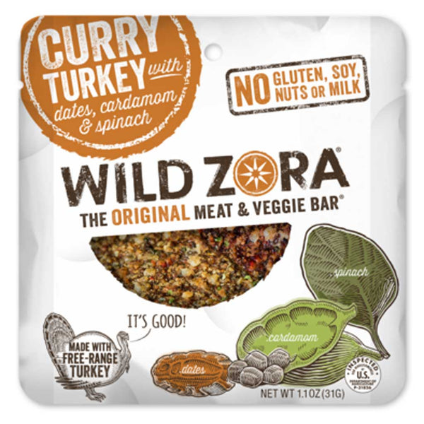 Wild Zora Curry Turkey