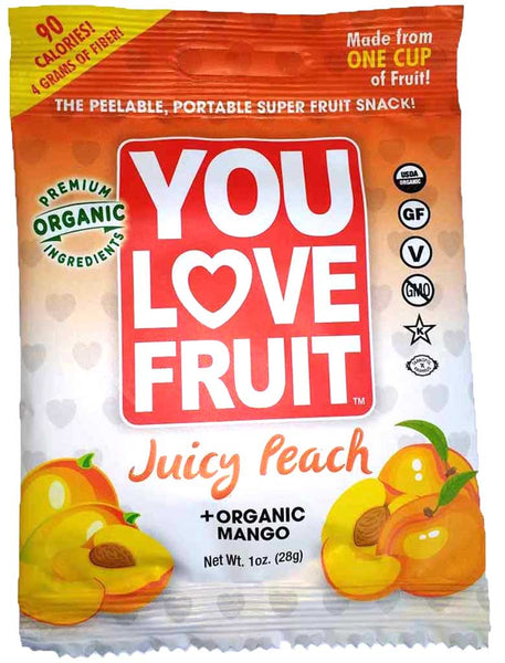 You Love Fruit Juicy Peach