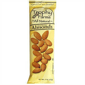 Trophy Farms Almonds