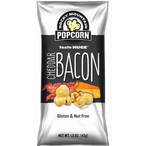 Rocky Mountain Bacon Cheddar Popcorn