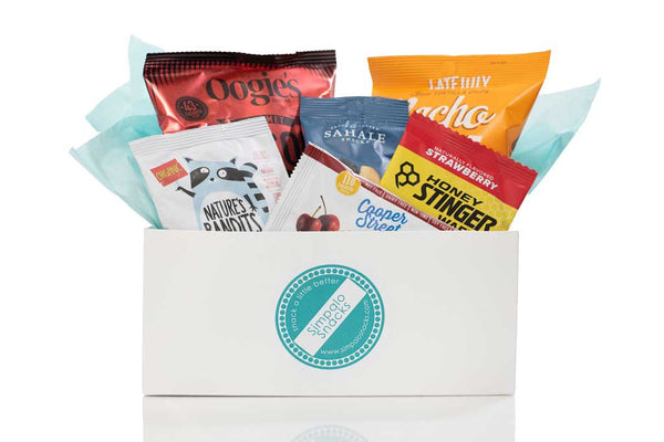Employee & Client Appreciation Healthy Snack Pack