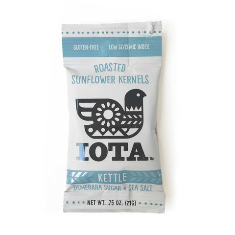 Iota Sunflower Kernels Kettle