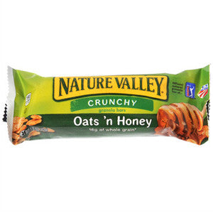 Nature Valley Oats N Honey Crunchy Granola Bar