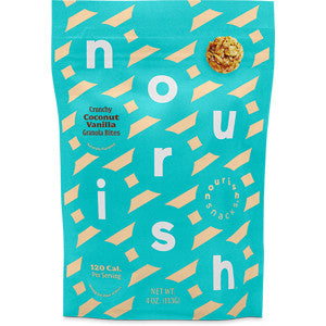 Nourish Snacks Coconut Vanilla
