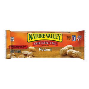 Nature Valley Sweet & Salty Peanut Granola Bar
