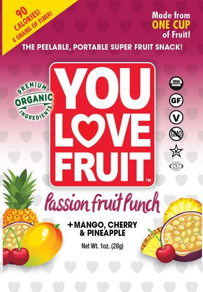 You Love Fruit Passion Fruit Punch