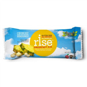 Rise Macadamia Pineapple Breakfast Bar