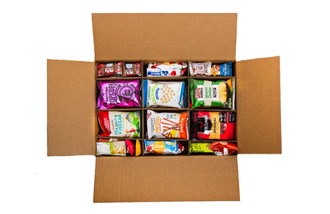 Variety Snack Box - One Time Order