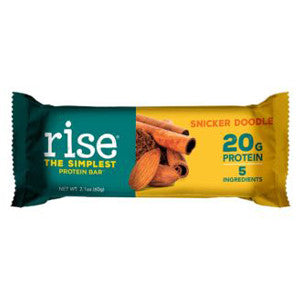 Rise Snicker Doodle Protein Bar